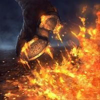 Walk Of Flames by dekades8