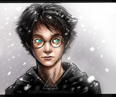 Potter face by KatyAlchemir