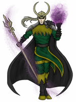 Loki by vindications