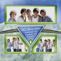 +PHOTOPACK PNG: One Direction by CAMI-CURLES-EDITIONS