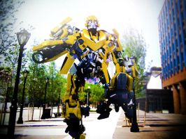 Transformers 3 Bumblebee CAD by slippy88