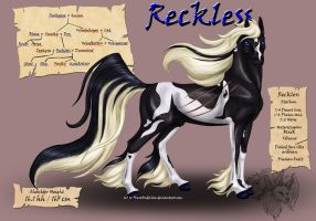Reckless Stud by FlareAndIcicle