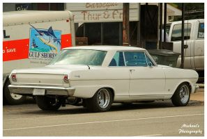 A 1963 Chevy Nova by TheMan268