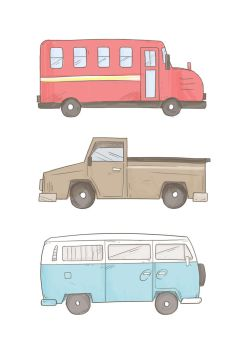 Vehicles by Almatra