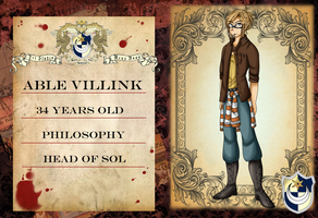 BL-A: Able Villink by RockDanDash
