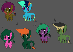 Lion pony adopts by MephilesfanforSRB2