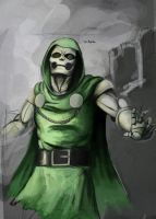 Hey Im Doom by slasher556