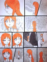 Ulquihime Comic: KH1 Style 03 by Girl-In-Disorder