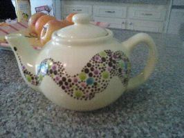 dots teapot by lafinestra66