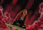 Wanda. Scarlet Witch. Avengers: Age of Ultron by kletka