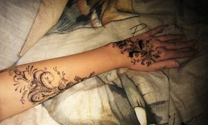 An idea for tattoo!! by Thessen