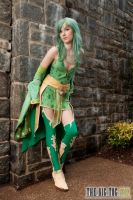 Summoner Rydia by TheBigTog