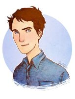 Augustus Waters by IzziBelle