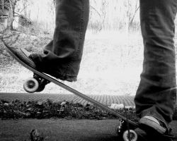 skate board by KayGee00