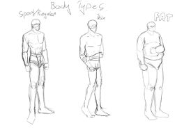 Body Types by Maltaid