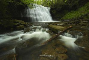 Lower Falls Little Stoney II by TRBPhotographyLLC