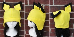 Pichu Pokemon Hat by akiseo