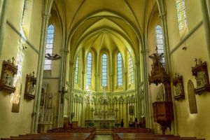 Eglise Change  Mayenne by hubert61