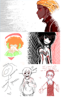 iscribble dump. lol by bannaray4