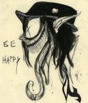 BE HAPPY AND SMILE by BabyLarvae