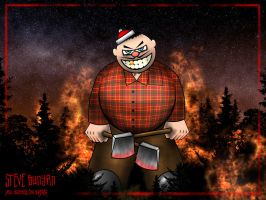Steve Bunyan, the EVIL ONE by Bareck