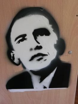 Obama by FireMoose