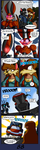 The Cat's 9 Lives! 3 Catnap and Outfoxed Pg88 by TheCiemgeCorner
