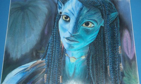 Neytiri-Background by susumi3