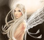 Fairy by latent-ookami