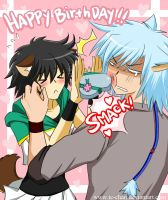 HBD with SMACK by Tc-Chan