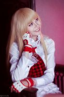 Tekken - Lili - Smiling by MilliganVick