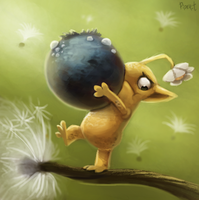 DAY 182. Pikmin (30 Minutes) by Cryptid-Creations