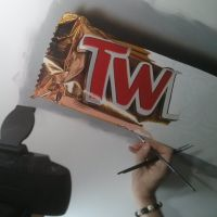 WIP: twix painting by marcellobarenghi