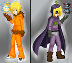 Kenny and::is Mysterion by Timeless-Knight