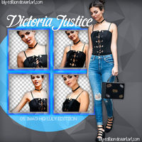 PhPack#14-Victoria Justice by Luly-Editiion
