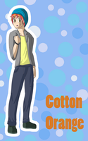 Male Cotton by SpacePie