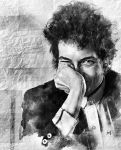 Bob Dylan by Fielderscenes