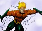 Aquaman by MikeES