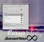 Cursor infinity. by ValentinaCyrus