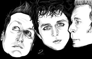 Green Day by Juliet-M