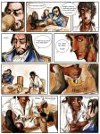 Kosim and Raoul 1/3 Pages by Eninaj27