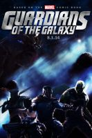 Guardians of the Galaxy (2014) teaser poster by DComp
