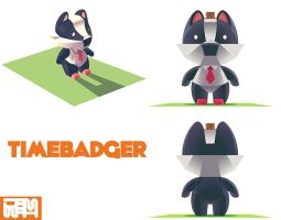 Timebadger by AMWAH by ShouldBee