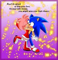 .:SonAmy: Kissing you:. by amy2sa-fan