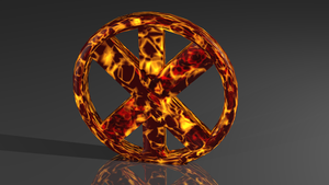 OXI with flame material by Oxidizer25