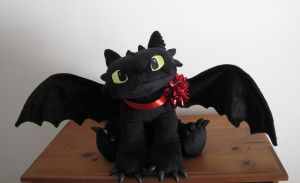 Mom's Toothless is Best Toothless! by munchforlunch