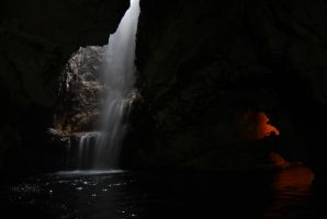 Smoo Cave - Durness by Thetoril