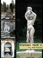Statues Pack 2 by ALP-Stock