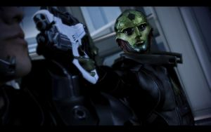 ME3 Thane Krios 3 by chicksaw2002