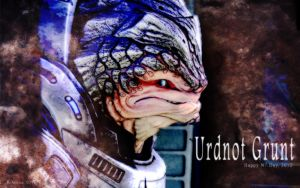 Grunt: Happy N7 Day by Belanna42